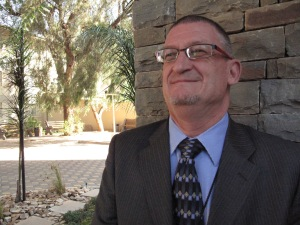 Buck Buckhingham blogs about a panel he moderated today at the HIV/AIDS Implementers' Meeting in Windhoek.