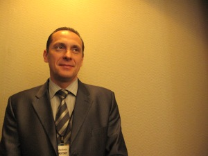 Vladimir Troitskiy, head of medical department for Russia's Federal Penitentiary System