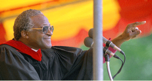 South African Archbishop Emeritus Desmond Tutu